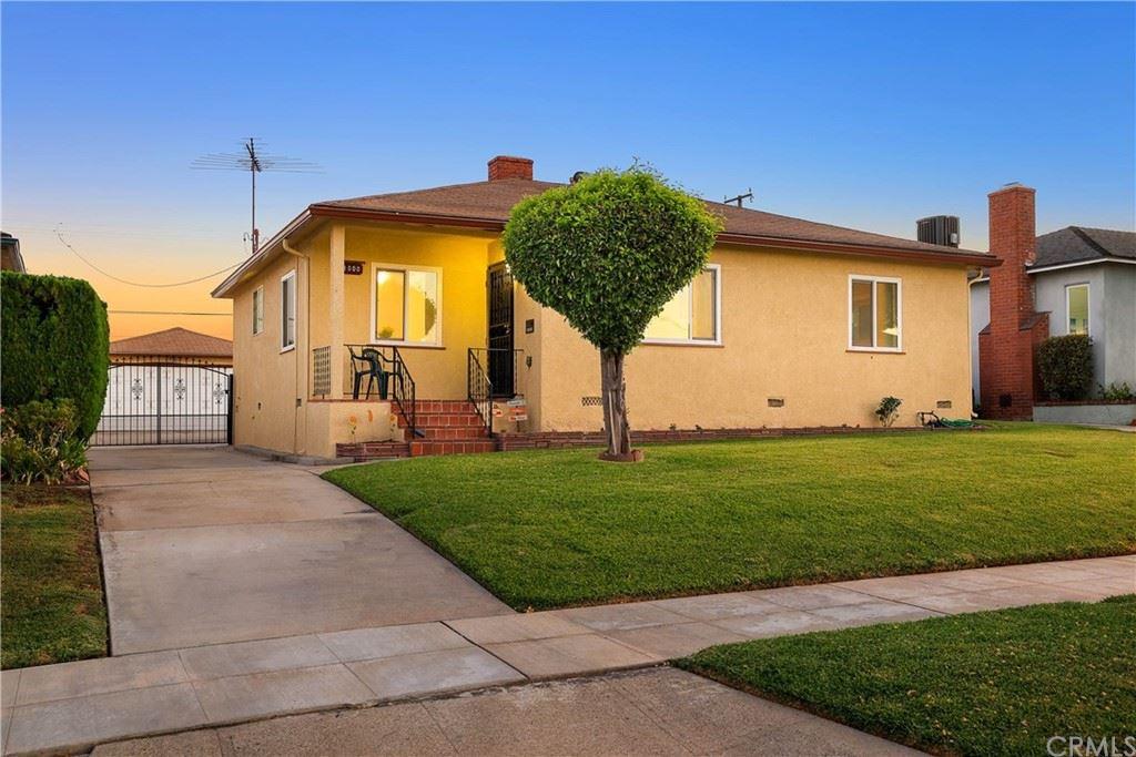 1000 E Ross Avenue, Alhambra, CA 91801 - MLS#: AR21204219