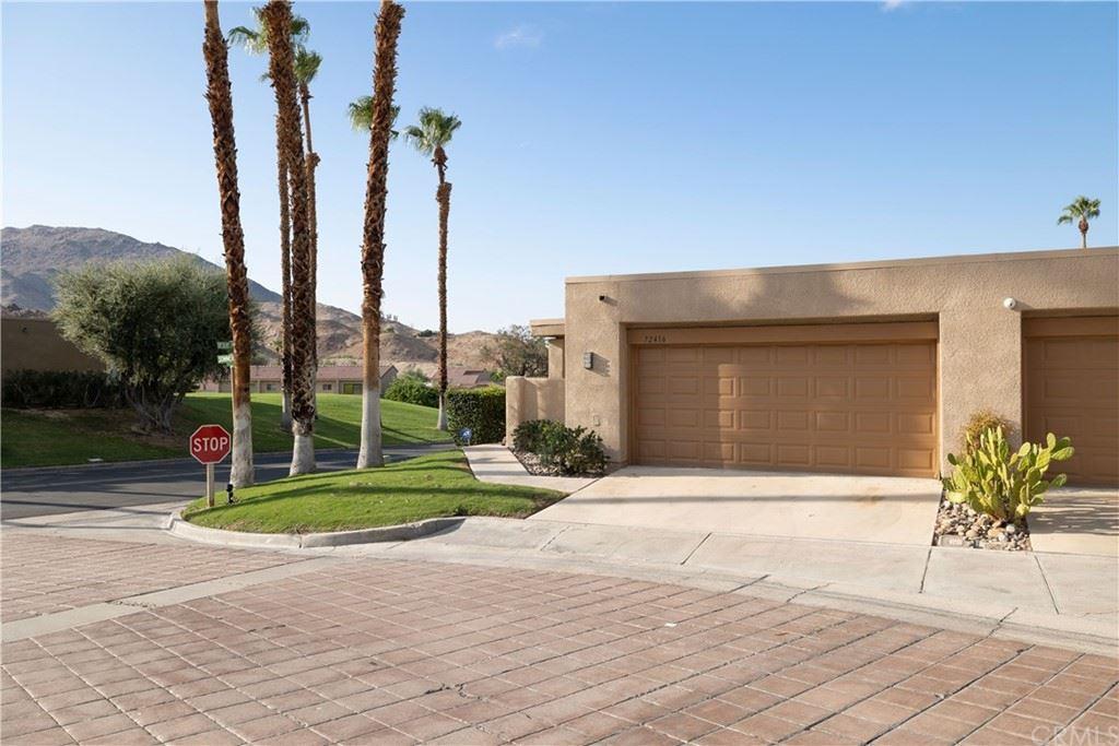 72416 Sommerset Drive, Palm Desert, CA 92260 - MLS#: EV21174219