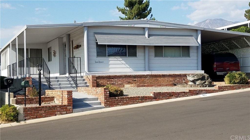 12151 Fremont Street #45, Yucaipa, CA 92399 - MLS#: EV21179219