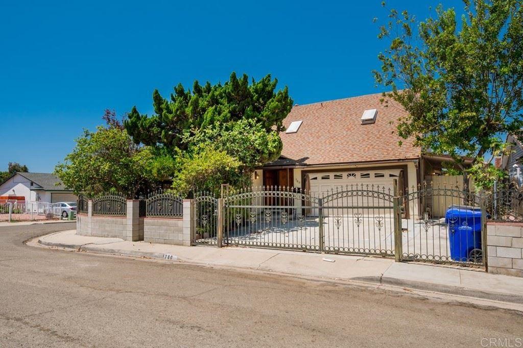780 Coleman Court, San Diego, CA 92154 - MLS#: PTP2105219
