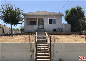 Photo of 3442 E 1ST Street, Los Angeles, CA 90063 (MLS # 19500220)