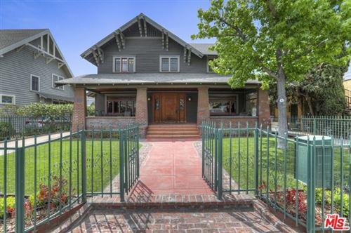 Photo of 1715 S Roosevelt Avenue, Los Angeles, CA 90006 (MLS # 21731220)