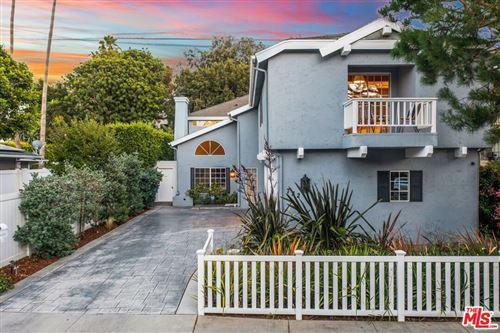 Photo of 732 Raymond Avenue, Santa Monica, CA 90405 (MLS # 21787220)