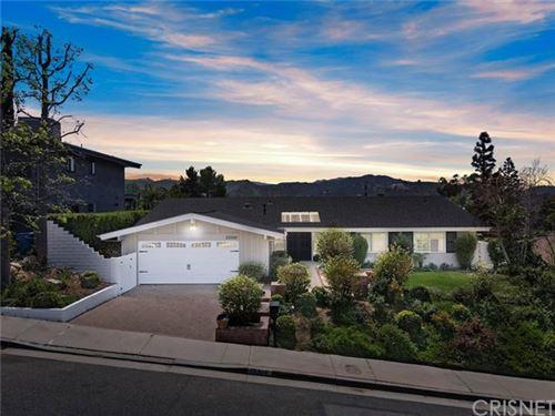 Photo of 22916 Paul Revere Drive, Calabasas, CA 91302 (MLS # SR21072220)