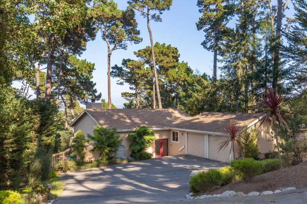 4095 Crest Road, Pebble Beach, CA 93953 - MLS#: ML81862221
