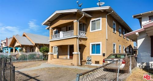 Photo of 623 W 41St Drive, Los Angeles, CA 90037 (MLS # 20664222)