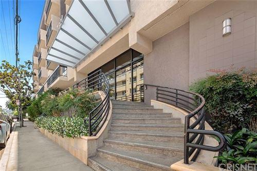 Photo of 7320 Hawthorn Avenue #118, Hollywood, CA 90046 (MLS # SR20237222)