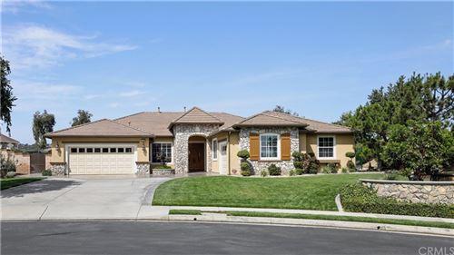 Photo of 15236 Glen Ridge Drive, Chino Hills, CA 91709 (MLS # TR21138222)