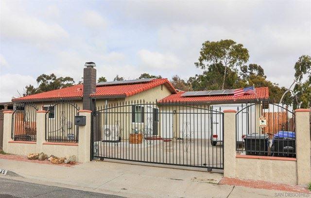 645 Sage Way, San Diego, CA 92114 - #: 210004222