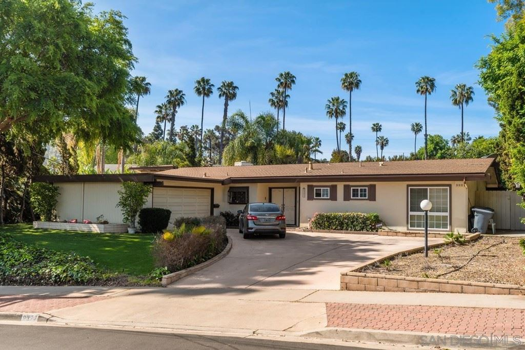 9377 Monona Dr, La Mesa, CA 91942 - MLS#: 210014222