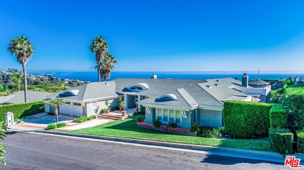 Photo of 18044 Sandy Cape Drive, Pacific Palisades, CA 90272 (MLS # 21784222)