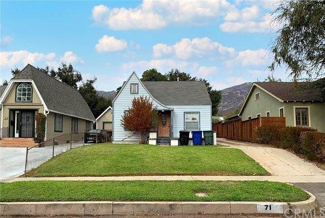 71 W Harriet Street, Altadena, CA 91001 - MLS#: CV20244222