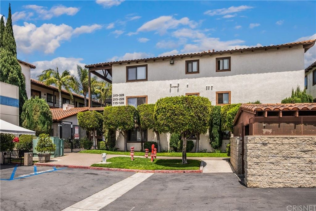 Photo of 17200 Newhope Street #217, Fountain Valley, CA 92708 (MLS # SR21089222)