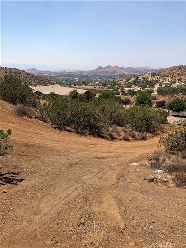 Photo of 0 TYNE CT PAV VIC SHALLOW CREEK, Agua Dulce, CA 91390 (MLS # SR18183223)