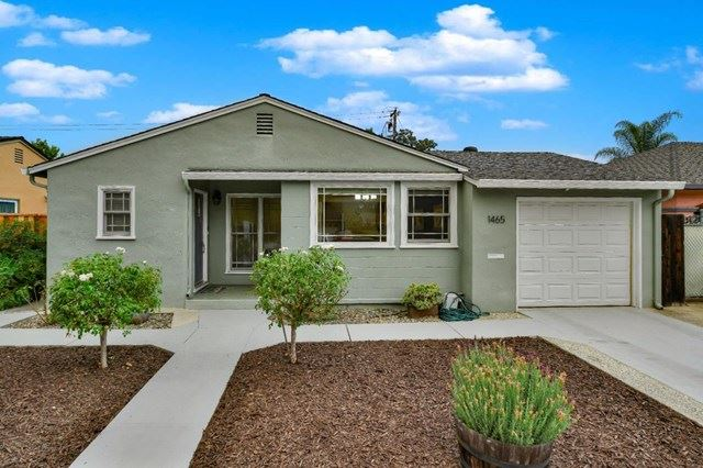 1465 Maxine Avenue, San Jose, CA 95125 - MLS#: ML81809223