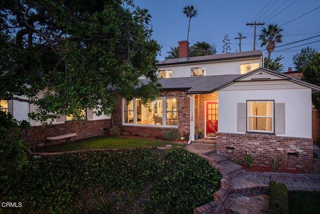 Photo of 344 Cherry Drive, Pasadena, CA 91105 (MLS # P1-4223)