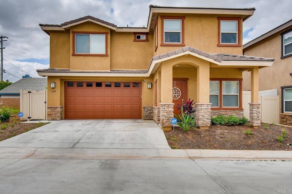 1347 Bailey, El Cajon, CA 92021 - MLS#: PTP2107223