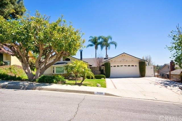20534 Camelback Drive, Walnut, CA 91789 - MLS#: TR21053223