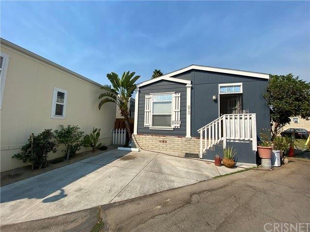 12301 San Fernando Road #513, Sylmar, CA 91342 - MLS#: SR20212224