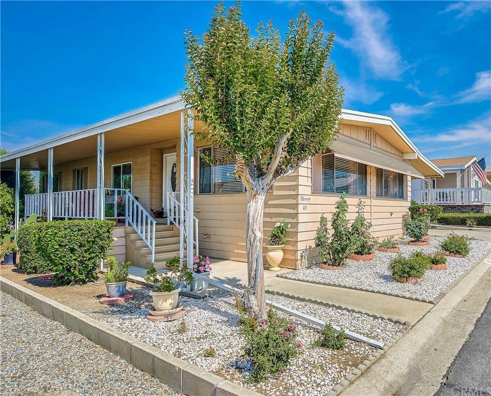 1400 W 13th St #49, Upland, CA 91786 - MLS#: CV21154225
