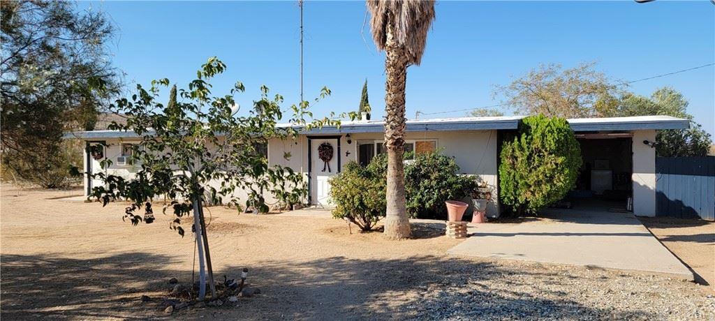 56624 Sunset Drive, Yucca Valley, CA 92284 - MLS#: CV21214225