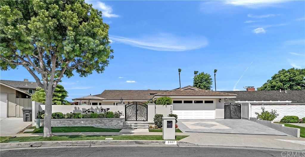2407 Bamboo Street, Newport Beach, CA 92660 - MLS#: OC21158225