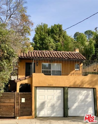 Photo of 2480 Silver Lake Boulevard, Los Angeles, CA 90039 (MLS # 20616226)