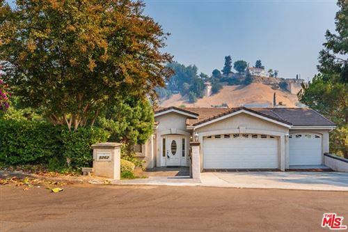 Photo of 5262 Elvira Road, Woodland Hills, CA 91364 (MLS # 20651226)