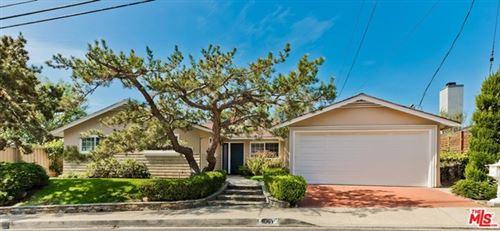 Photo of 1061 Las Pulgas Road, Pacific Palisades, CA 90272 (MLS # 21709226)