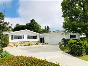 Photo of 3237 Dianora Drive, Rancho Palos Verdes, CA 90275 (MLS # SB19216226)