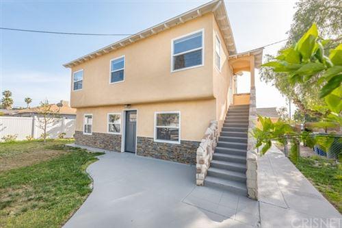 Photo of 10929 El Dorado Avenue, Pacoima, CA 91331 (MLS # SR21072226)