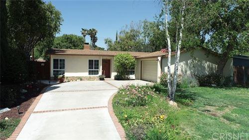 Photo of 22901 Leadwell Street, West Hills, CA 91307 (MLS # SR21070227)