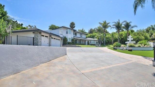 Photo of 230 S Willdan Road, Anaheim Hills, CA 92808 (MLS # PW20164227)