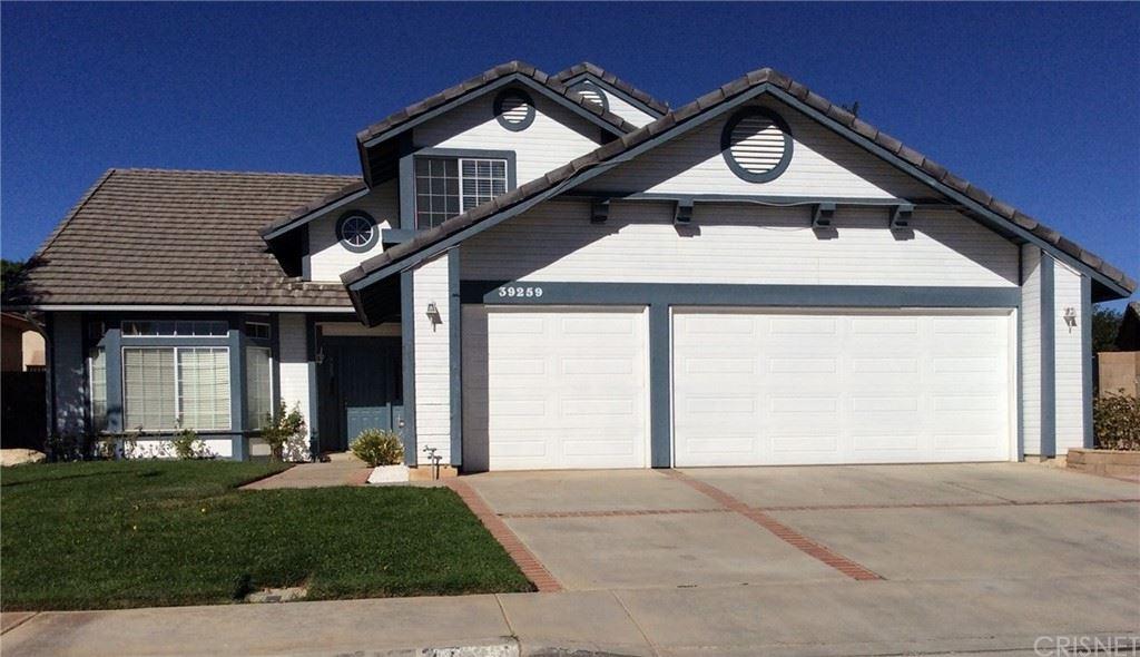 39259 Arrowhead Court, Palmdale, CA 93551 - MLS#: SR21210227