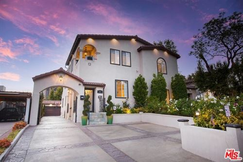 Photo of 827 Malcolm Avenue, Los Angeles, CA 90024 (MLS # 21746228)