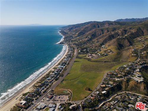 Photo of 0 TRANCAS ROAD, Malibu, CA 90265 (MLS # 21766228)