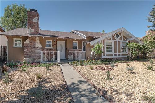 Photo of 7843 De Soto Avenue, Canoga Park, CA 91304 (MLS # SR21218228)
