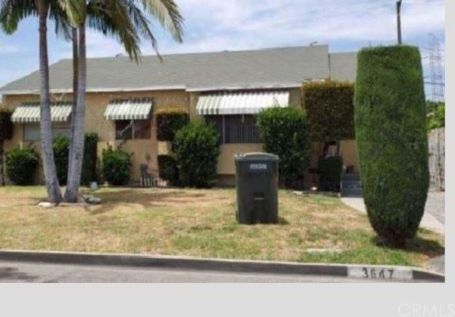 3647 Chapelle Avenue, Pico Rivera, CA 90660 - MLS#: IV20152228