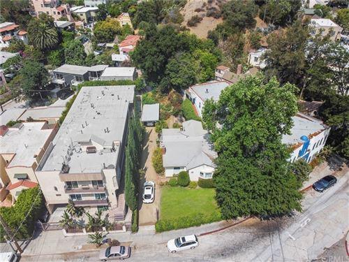 Photo of 2635 N Beachwood Drive, Hollywood Hills, CA 90068 (MLS # NP21155229)