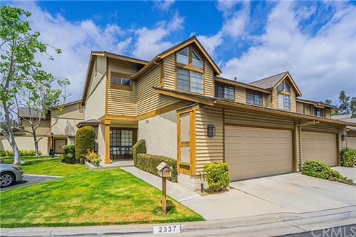 Photo of 2337 Applewood Circle #55, Fullerton, CA 92833 (MLS # PW21075229)