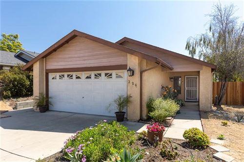 Photo of 226 E Vintage Street, Nipomo, CA 93444 (MLS # SC21207229)