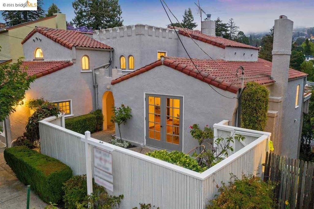 24 Eucalyptus Rd, Berkeley, CA 94705 - MLS#: 40959229