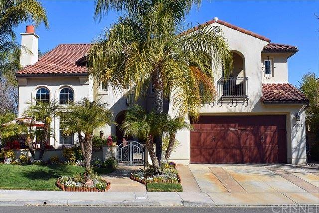 Photo for 26141 Quartz Mesa Lane, Valencia, CA 91381 (MLS # SR21041229)