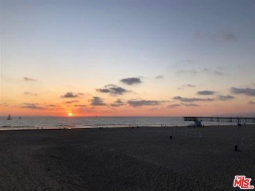 Photo of 4001 1/2 OCEAN FRONT Walk, Marina del Rey, CA 90292 (MLS # 20560230)