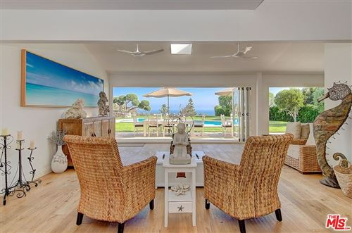 Photo of 340 SURFVIEW Drive, Pacific Palisades, CA 90272 (MLS # 21786230)