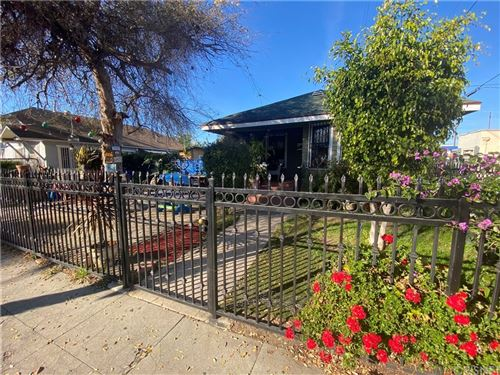 Photo of 1717 W 45th Street, Los Angeles, CA 90062 (MLS # SR20253230)