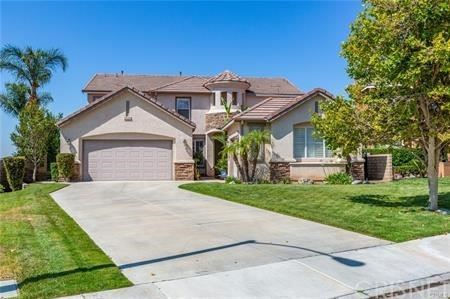 Photo of 19122 Olympic Crest Drive, Canyon Country, CA 91351 (MLS # SR21209230)
