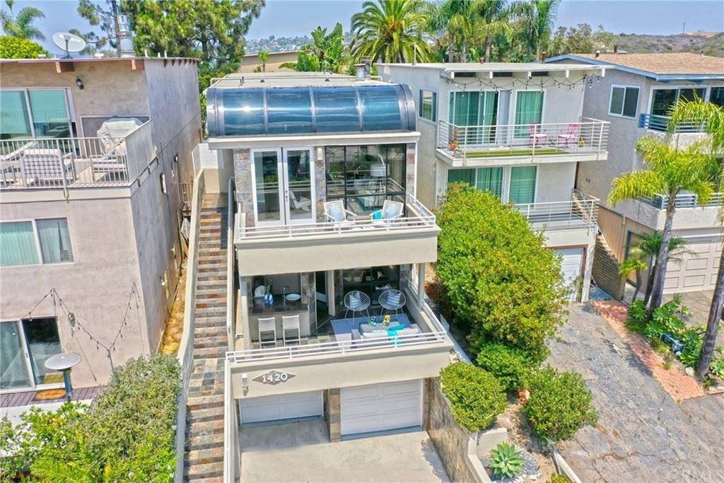 1420 Del Mar Avenue, Laguna Beach, CA 92651 - MLS#: LG21180230