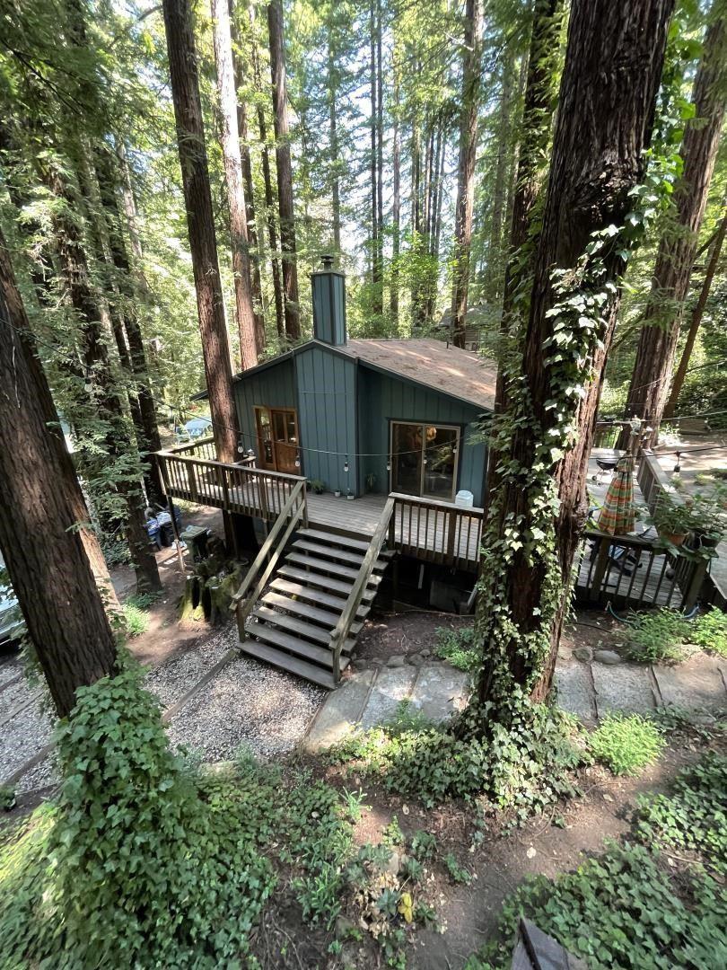15 Glen Alpine Avenue, Mount Hermon, CA 95041 - MLS#: ML81856230