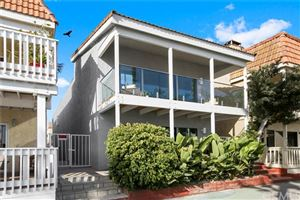 Photo of 702 E Oceanfront B, Newport Beach, CA 92661 (MLS # NP18216231)